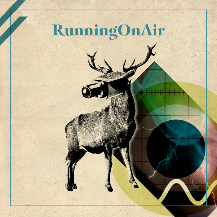 Running On Air cover art