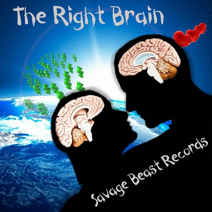 The Right Brain cover art
