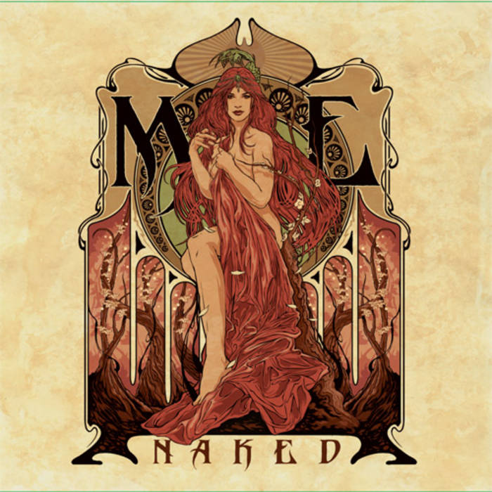 Naked EP - Download cover art