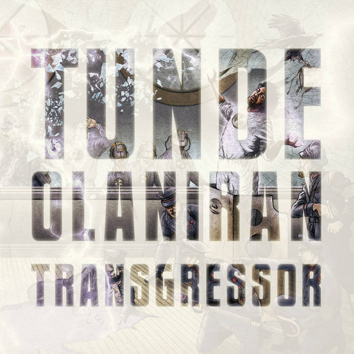 Transgressor cover art