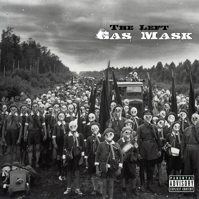 Gas Mask cover art