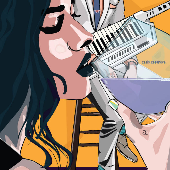 Casio Casanova cover art