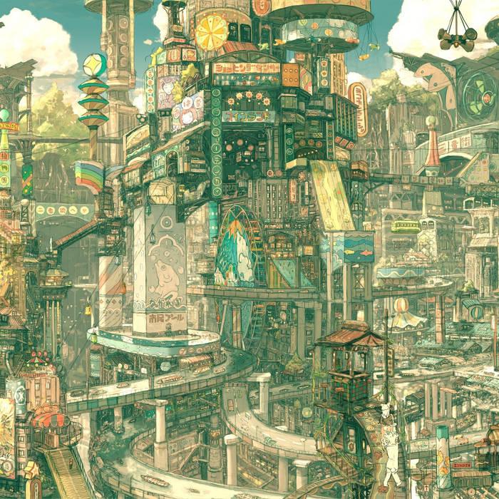 Decompress cover art