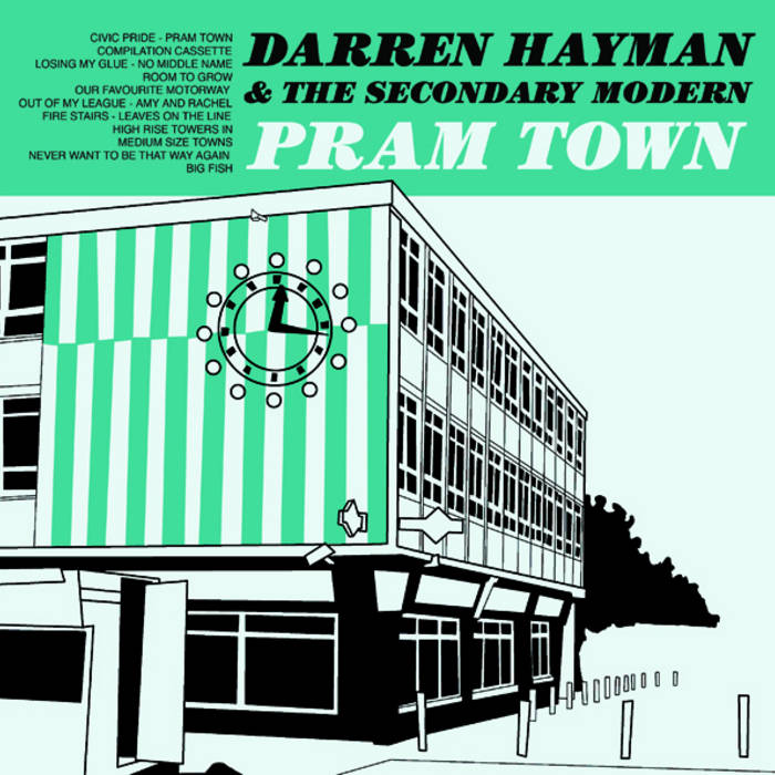 Pram Town (A Folk Opera) cover art