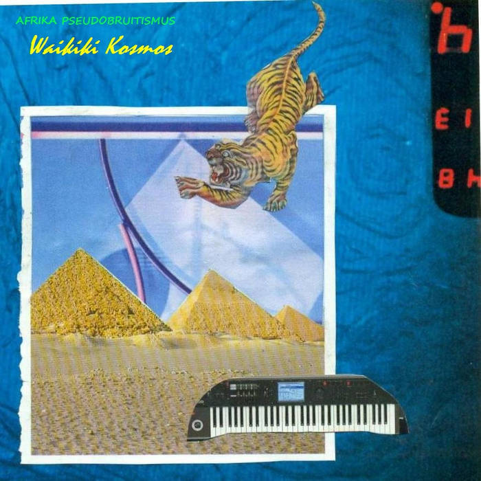 Waikiki Kosmos cover art