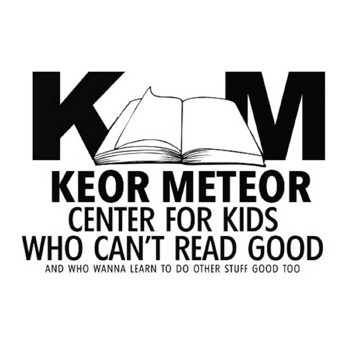 Center For Kids Who Can't Read Good cover art