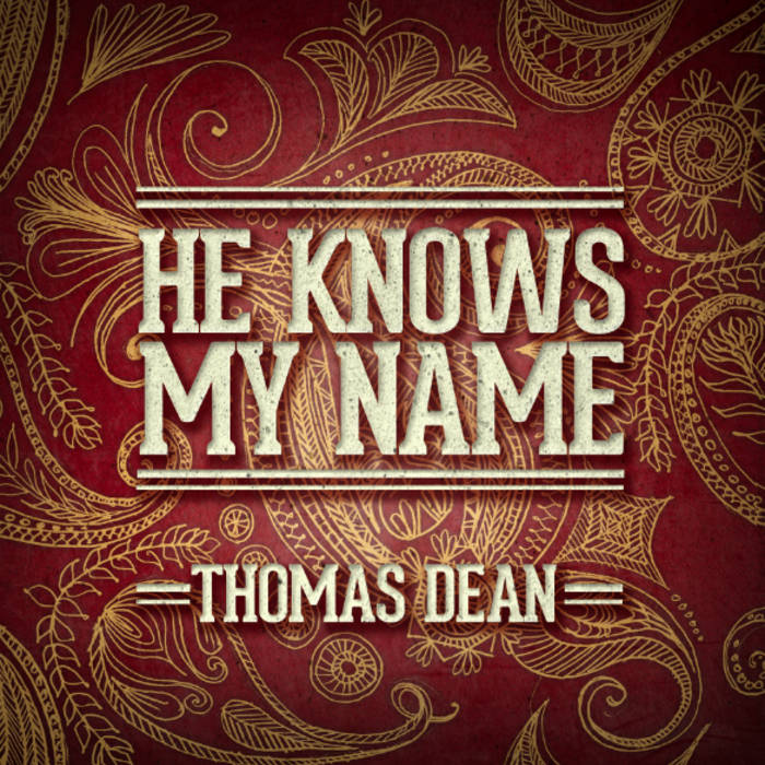 He Knows My Name cover art