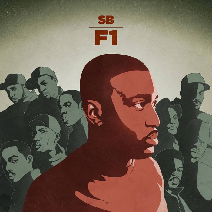 F1 cover art