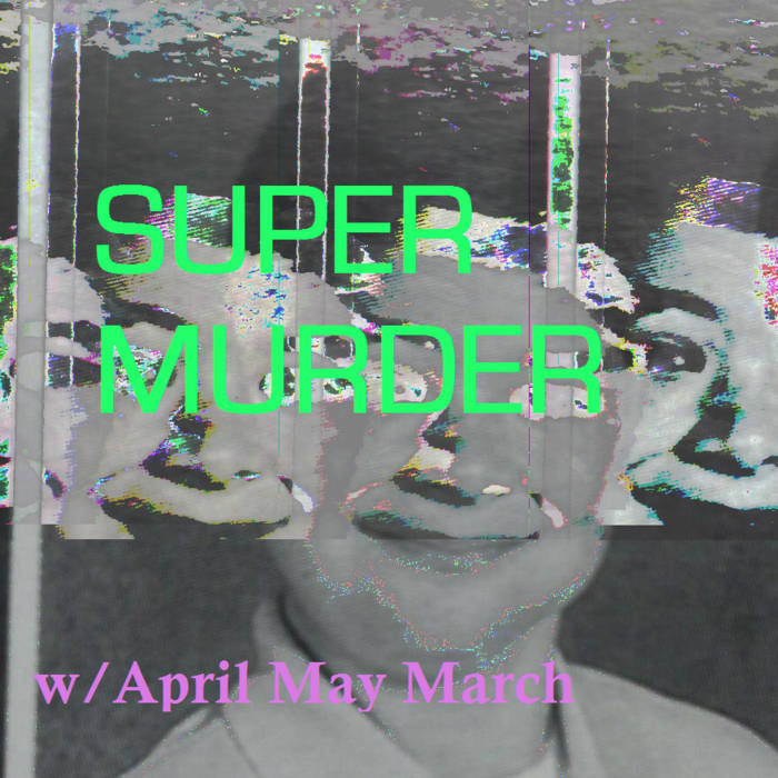 Super Murder cover art