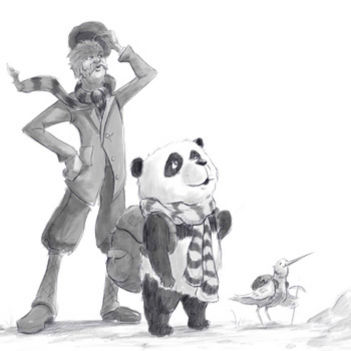 Yolanda the Panda cover art