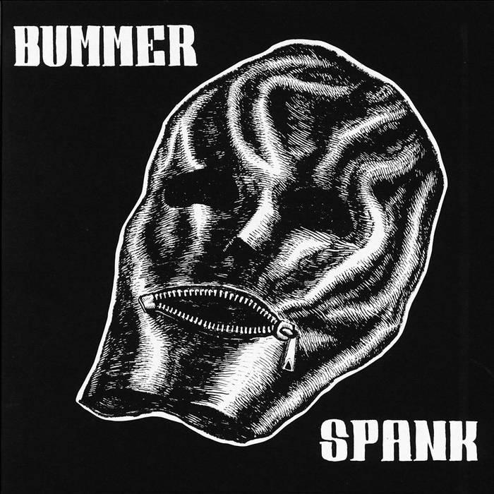 Spank cover art