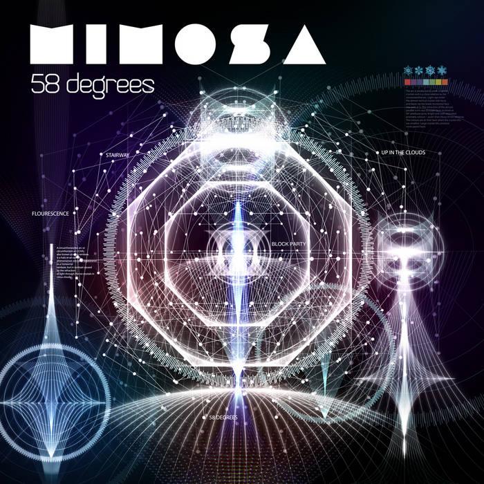 58 Degrees cover art
