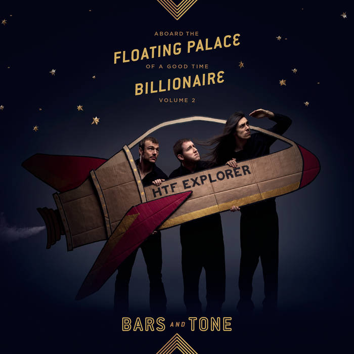 Aboard the Floating Palace of a Good Time Billionaire Volume 2 cover art