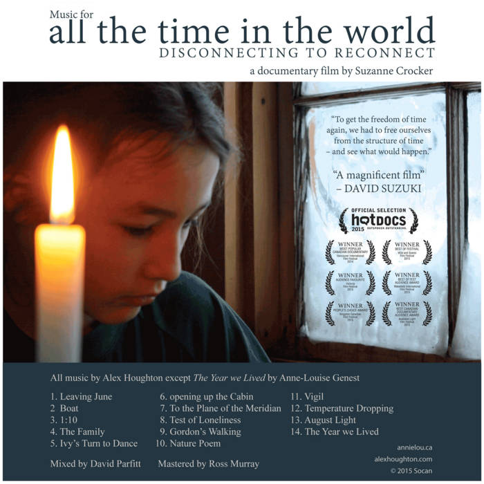 All the Time in the World cover art