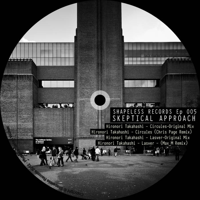 Skeptical Approach Ep 005 cover art