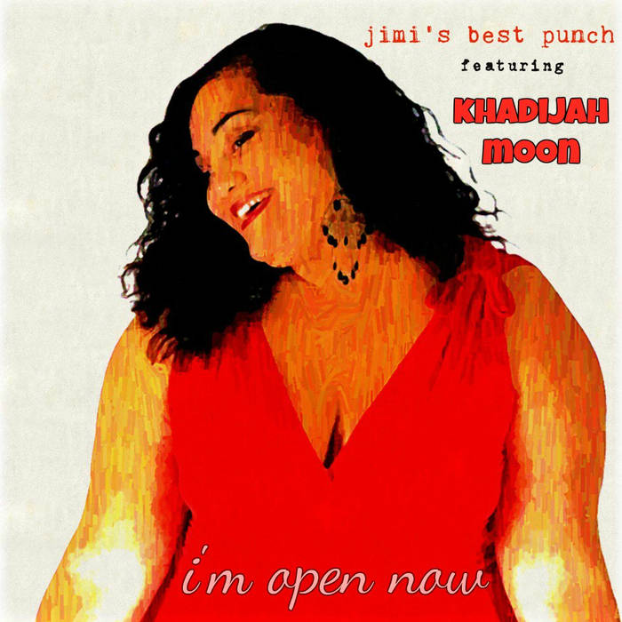 I'm Open Now cover art