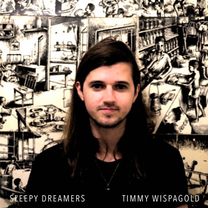 Timmy Wispagold cover art