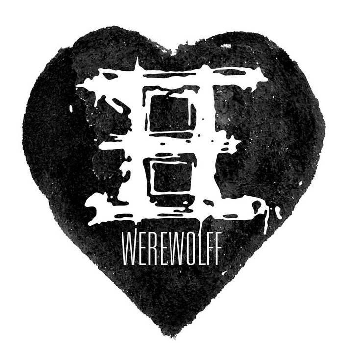 Werewolff EP cover art
