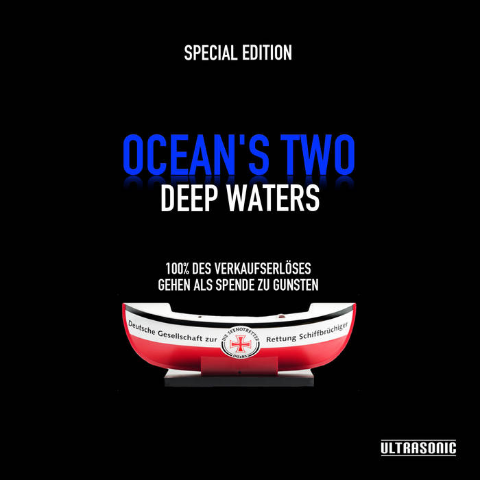 Deep Waters - Special Edition Seenotretter cover art