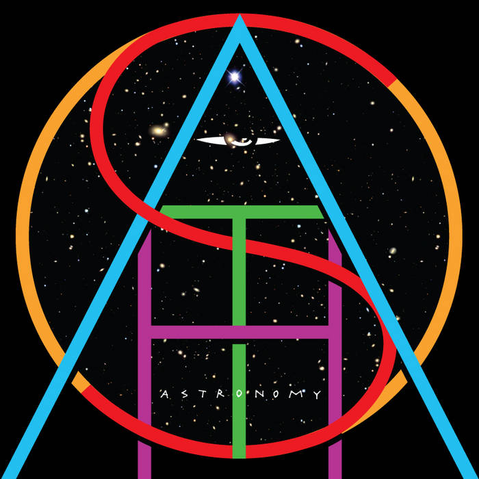 Astronomy cover art