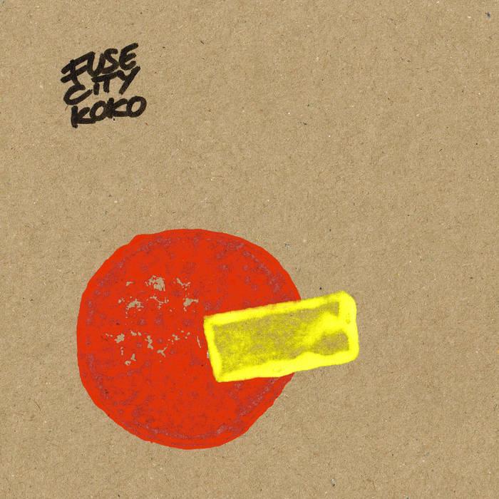 KOKO EP cover art