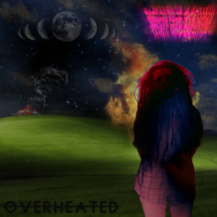Overheated cover art