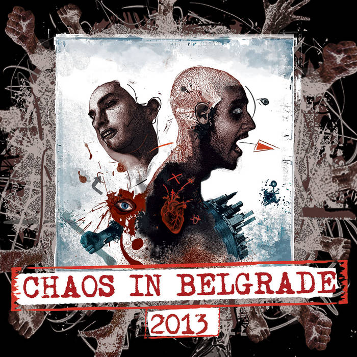 Chaos in Belgrade (Live 2013) cover art