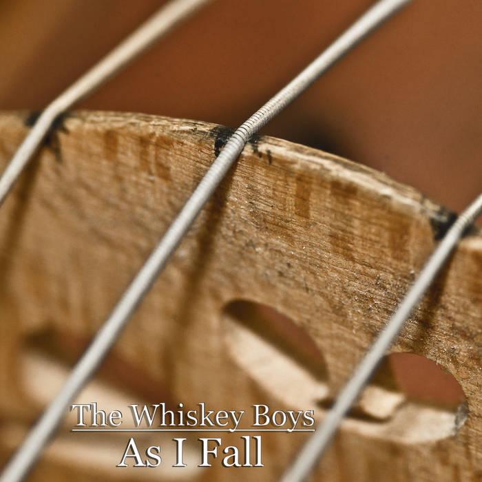 As I Fall EP cover art