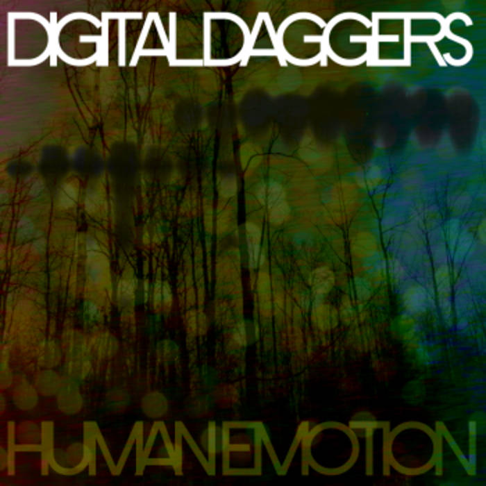 Human Emotion EP cover art
