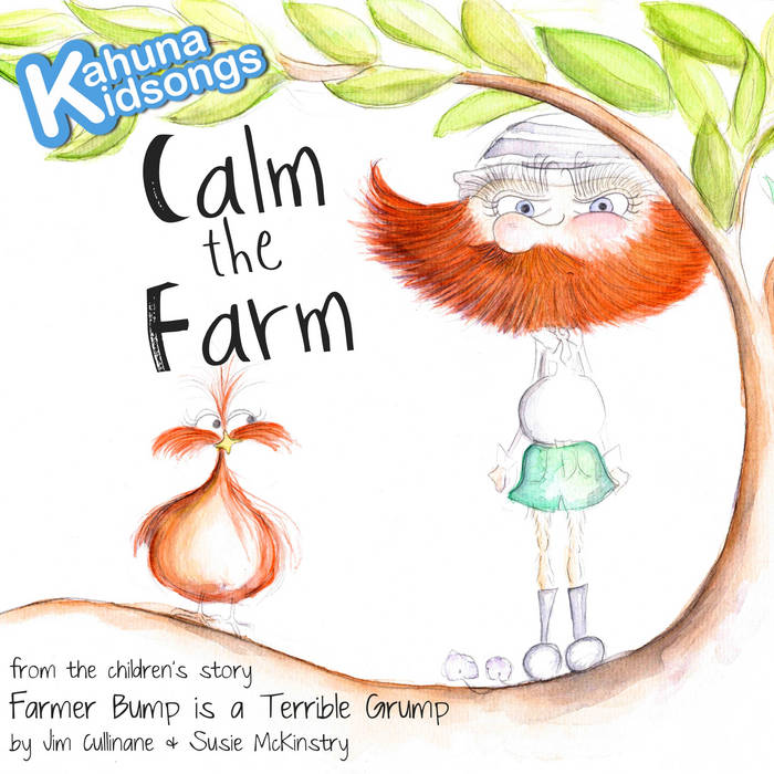 Calm the Farm cover art