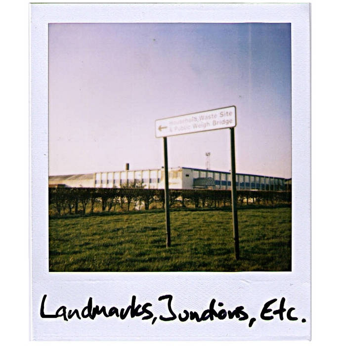 Landmarks, Junctions, Etc. cover art
