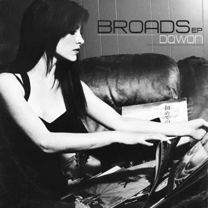 Broads EP cover art