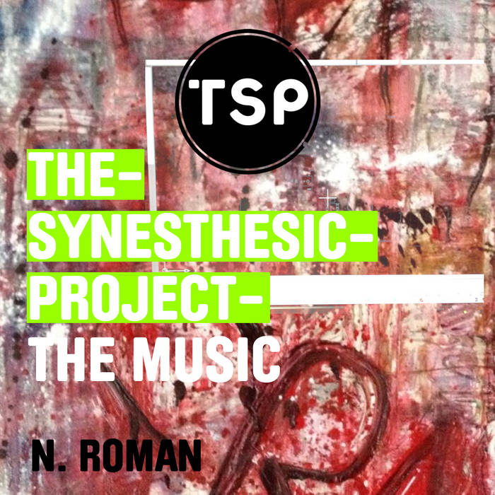 The Synesthesic Project.The Music cover art