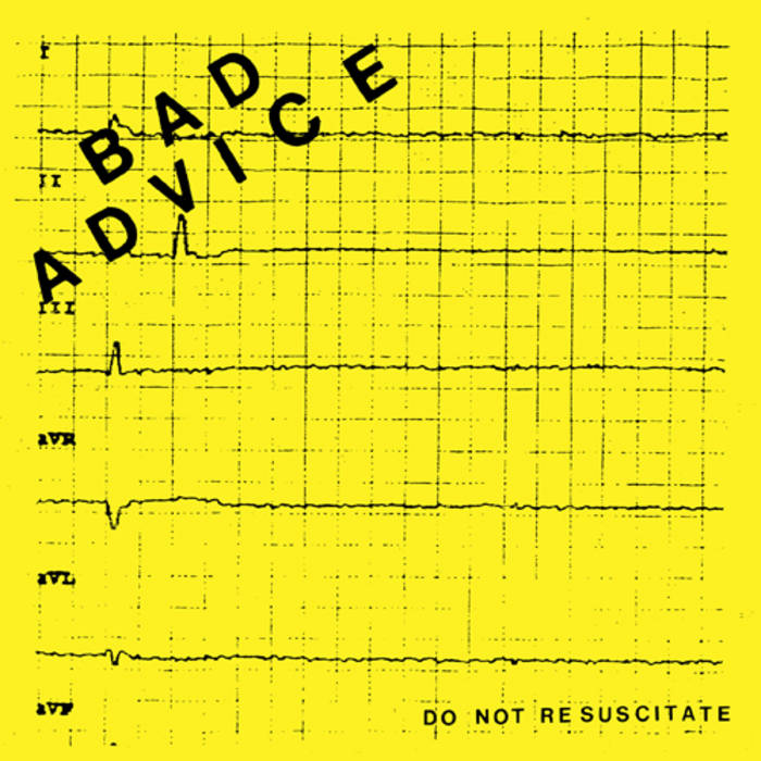 Do Not Resuscitate cover art