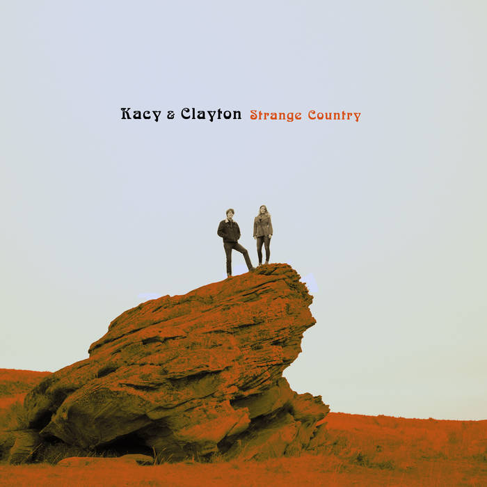 Strange Country (Canadian Edition) cover art