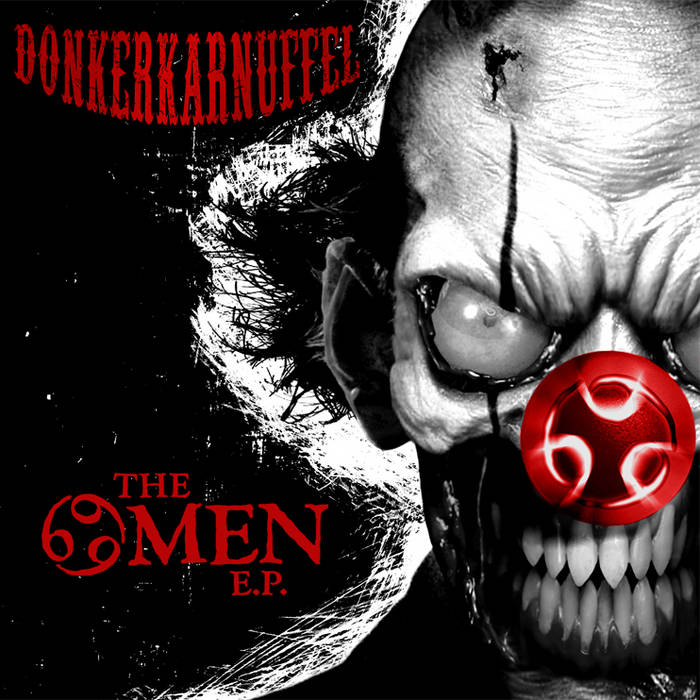 The Omen EP cover art