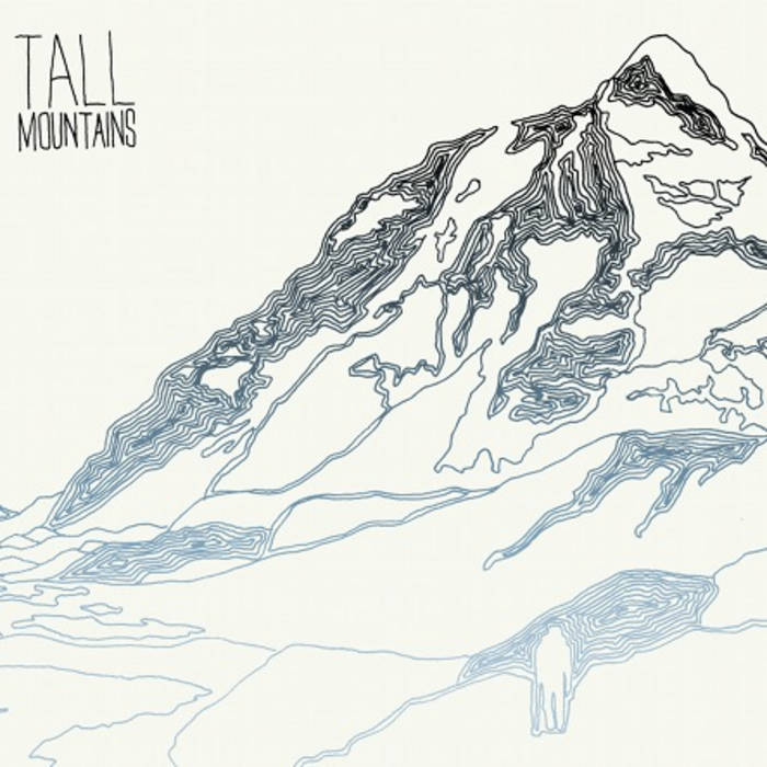 Tall Mountains EP cover art