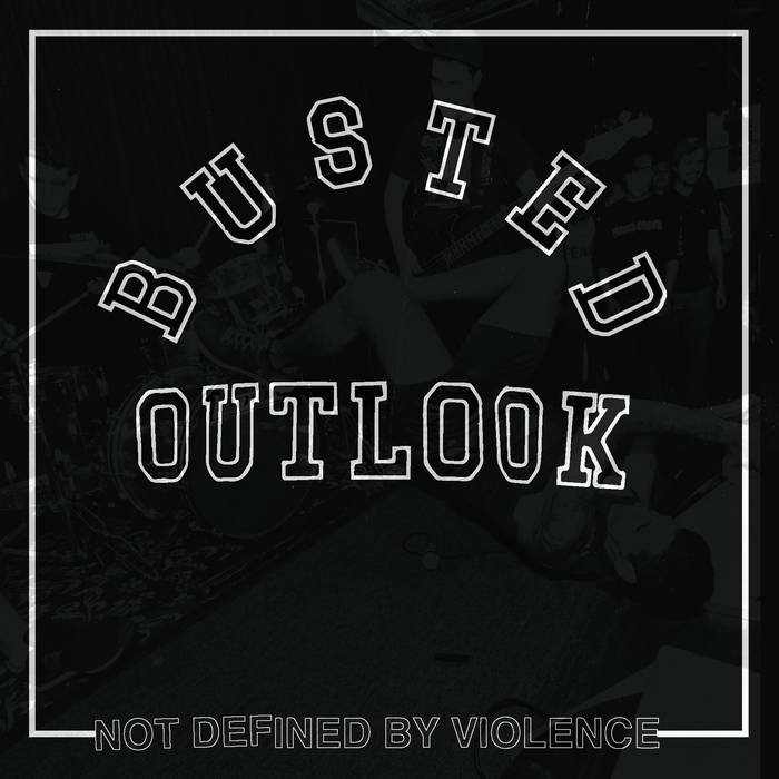 Not Defined By Violence cover art