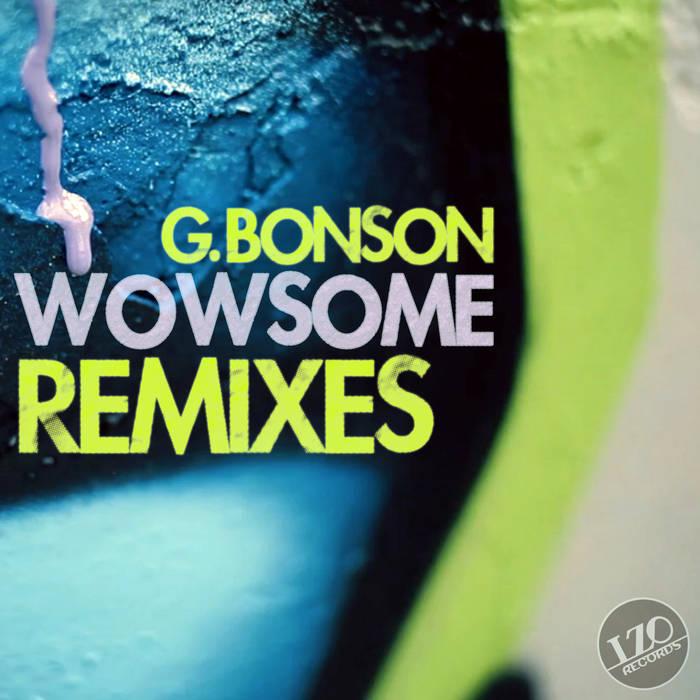 Wowsome remixes cover art