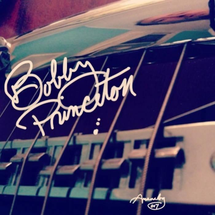 Bobby Princeton cover art