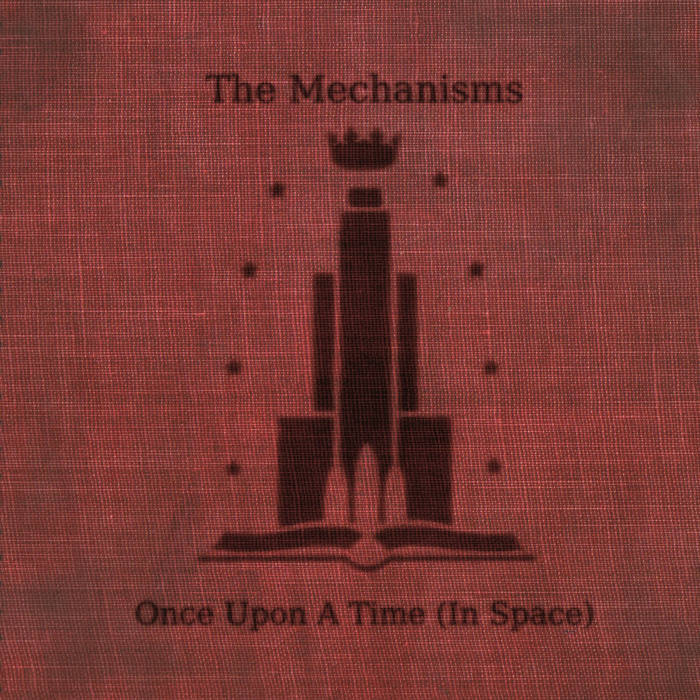 Once Upon A Time (In Space) cover art