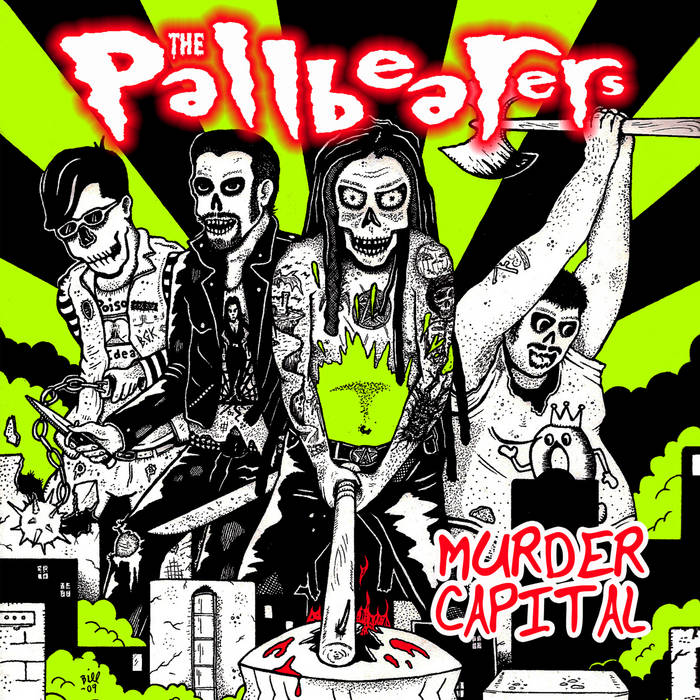 Murder Capital cover art