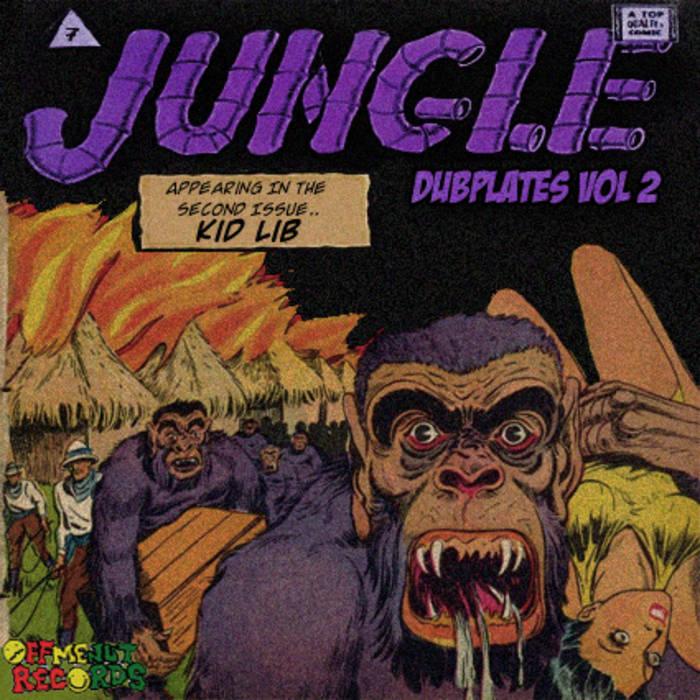 Jungle Dubplates Vol.2 cover art