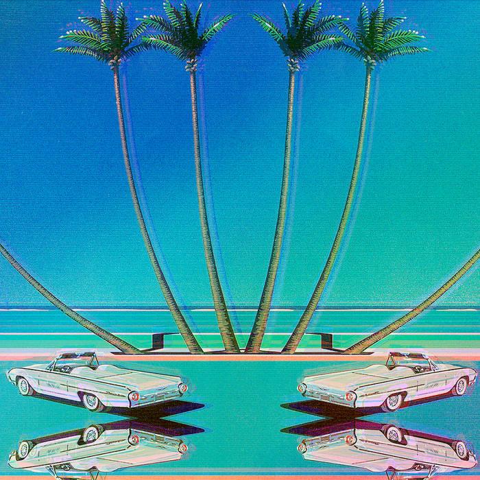 Hologram Plaza cover art