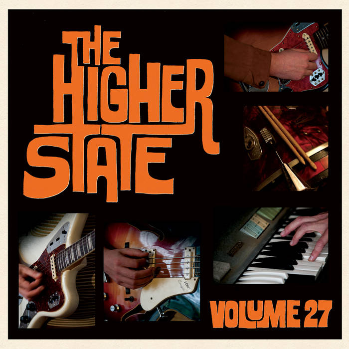 The Higher State - Volume 27 cover art