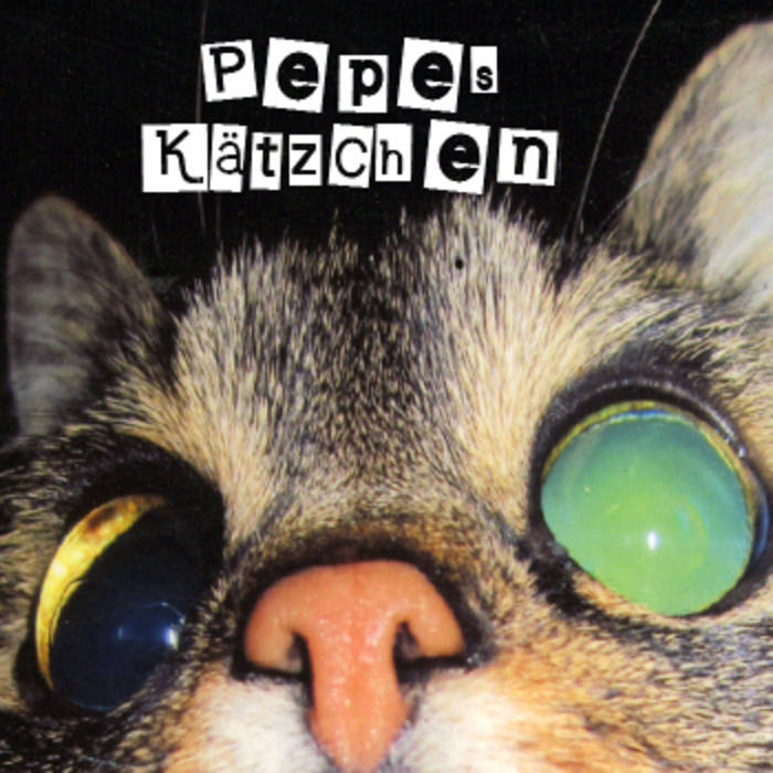 Pepes Kätzchen cover art