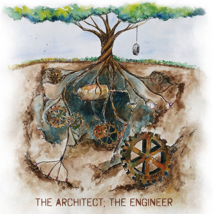 The Architect; The Engineer cover art