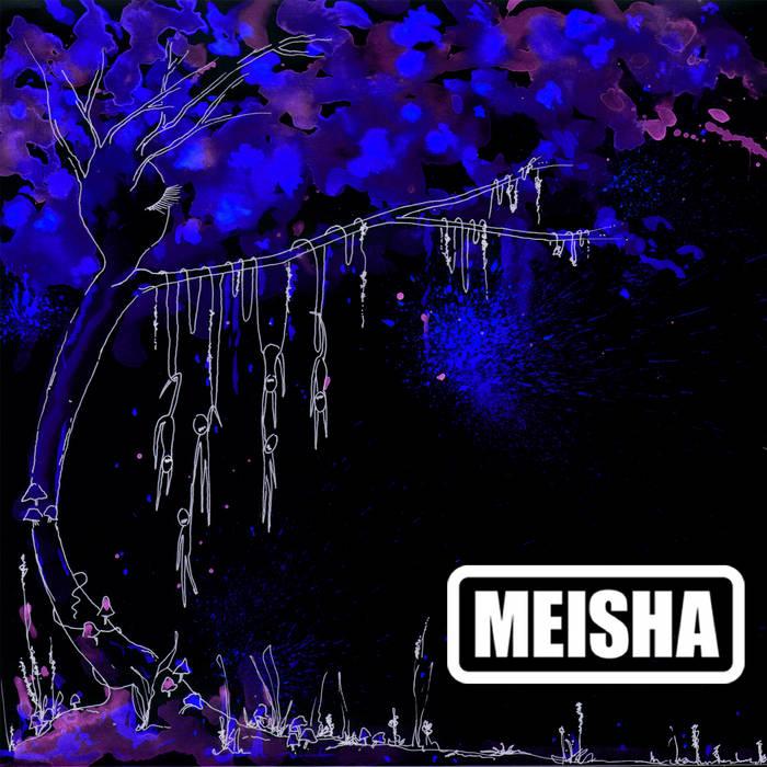 Meisha: The EP cover art