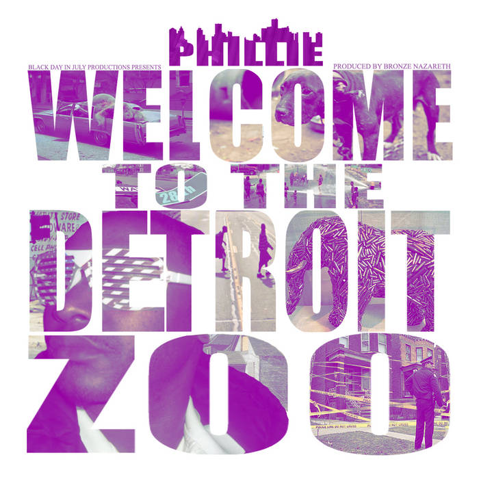 Welcome To The Detroit Zoo cover art