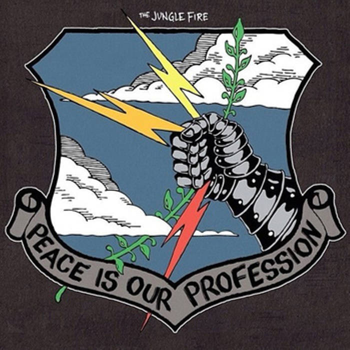 Peace is Our Profession cover art